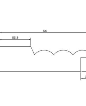 BOMBE C/VITER INT. 20 X 17 (MA2)